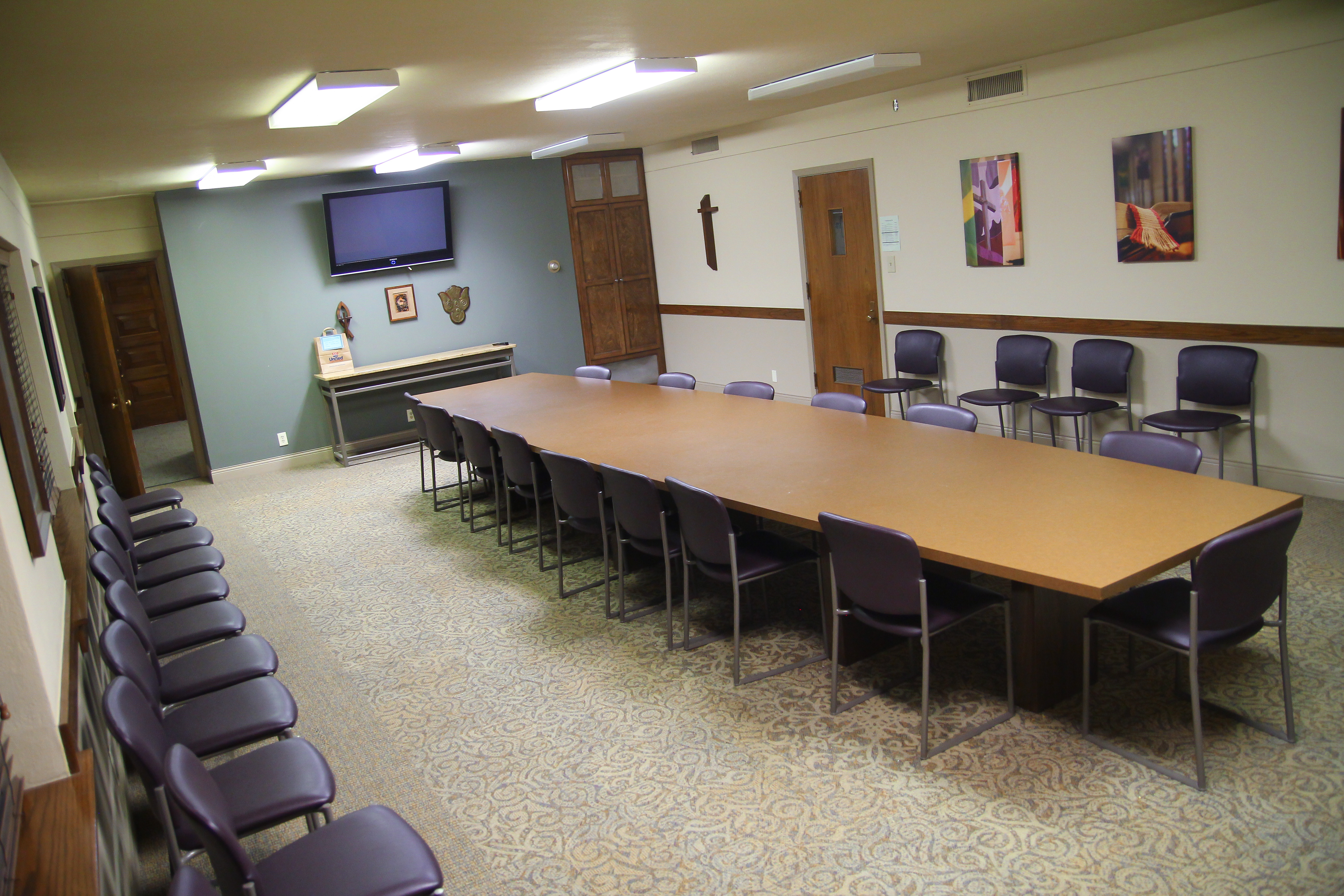 St. John's Conference Room