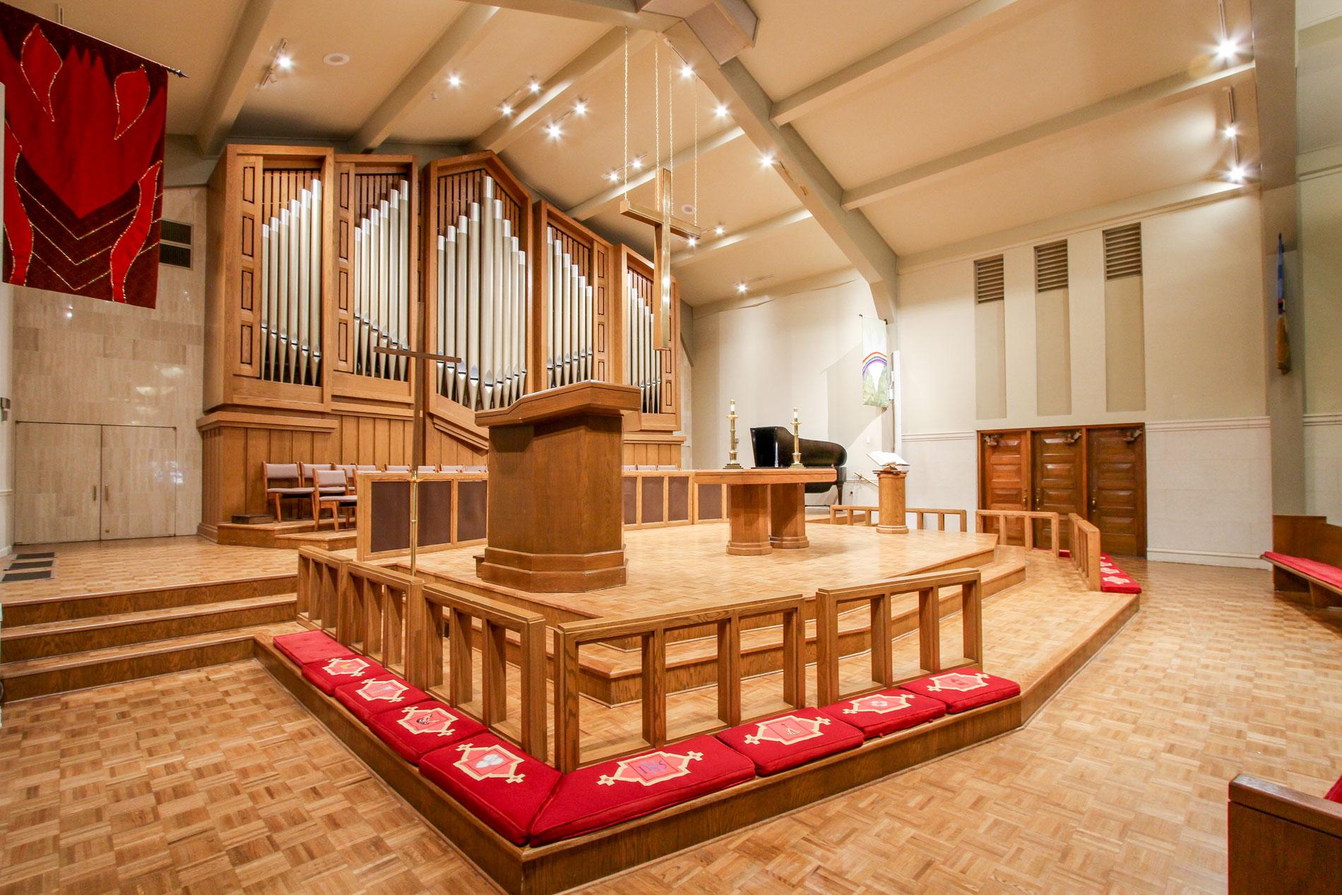 St. John's Sanctuary