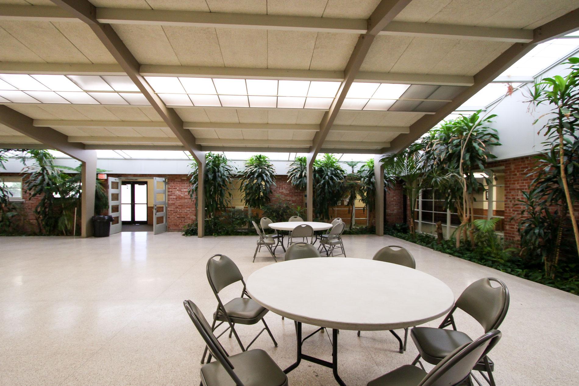 St. John's Garden Room